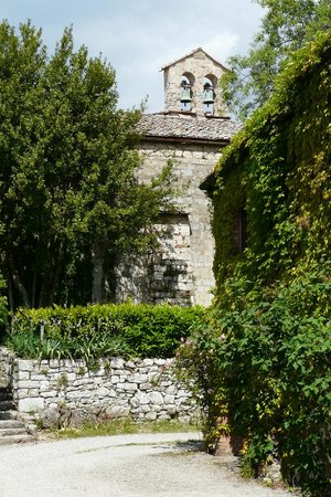 Tenuta di Ricavo: La chapelle de la tenuta