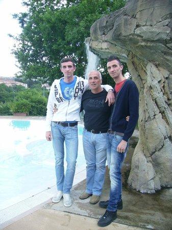 Hotel La Meridiana: piscina