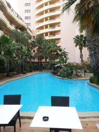 Hotel Fortina : Garden