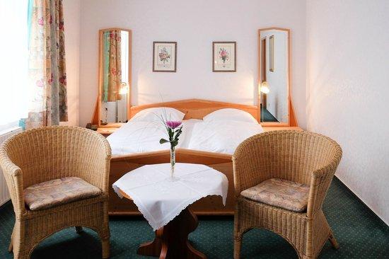 Harzer Hof : 2. Schlafzimmer in großem Apartment