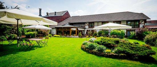 Harzer Hof : großer Garten