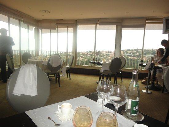 Parcours live restaurant: la salle