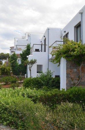Elounda Ilion Hotel: Our bungalow