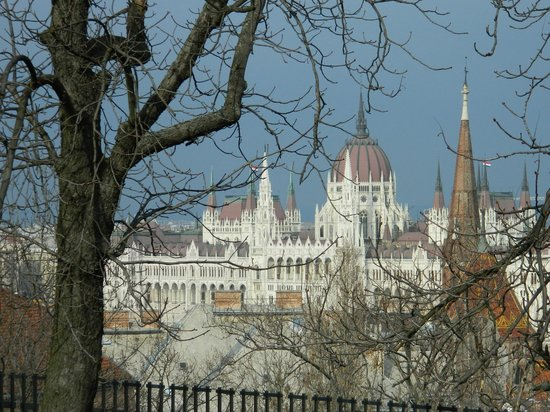 K+K Hotel Opera: Прекрасный Будапешт