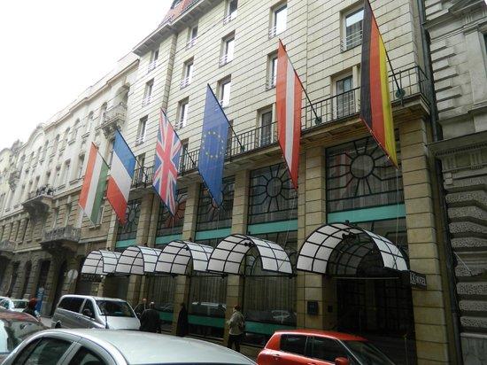K+K Hotel Opera: Отель К+К для королей и королев