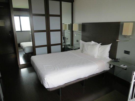 AC Hotel Porto: quarto