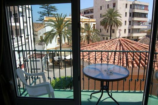 Hotel El Pozo: View from Room 34