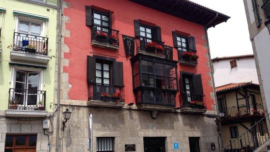 Hotel Palacio Oxangoiti : The hotel