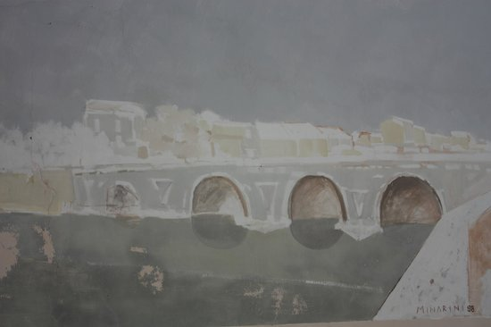 Borgo San Giuliano : Римини, старый город
