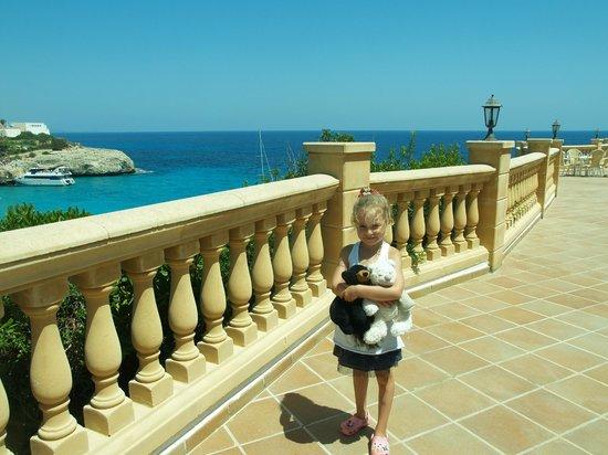 Hotel Valparaiso : отель вид с гостиницы