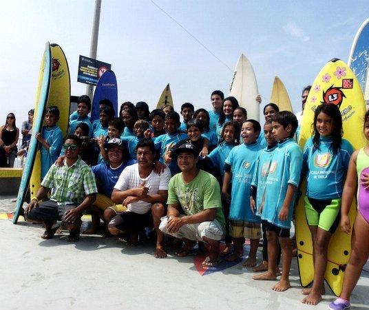 Lima Surf School