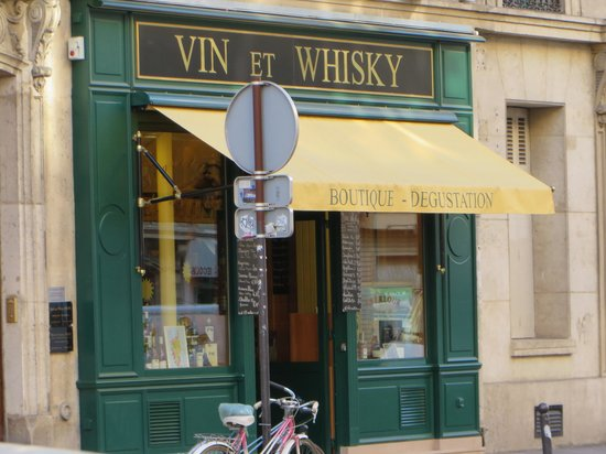 Hotel Saint Christophe: Wines from 5 euro and up
