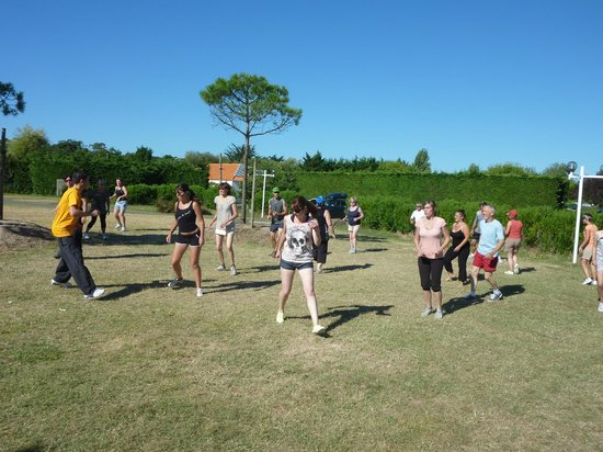 Camping Les Amiaux : Fitness