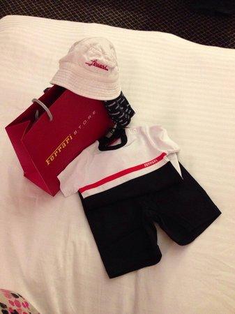 Hotel Manin: Покупки малышу