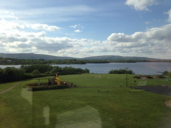 Lough Allen Hotel & Spa : View from room