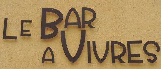 Le Bar à Vivres