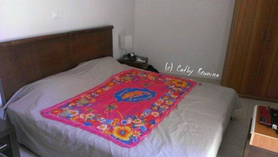 Hotel Glaros: Une partie de la chambre