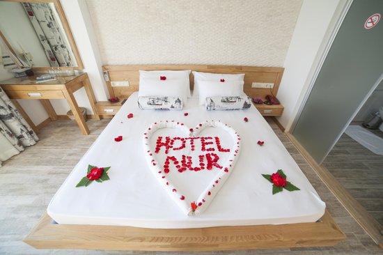 Nur Hotel: sea view