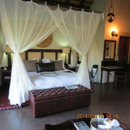 Jock Safari Lodge: Great room!