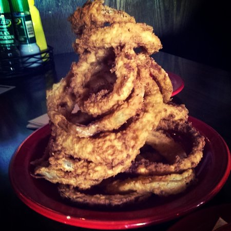 Square 1: Onion Rings