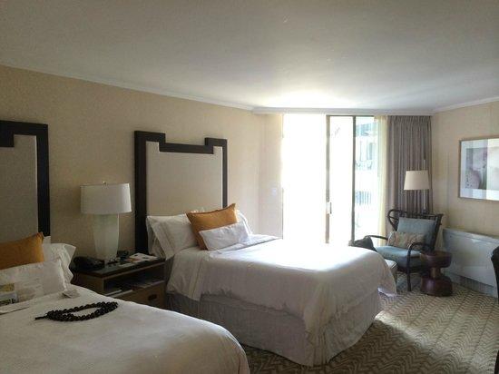 Moana Surfrider, A Westin Resort & Spa: 部屋