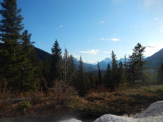 Hidden Ridge Resort : Nice view