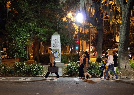 Savannah Ghost Show Tours