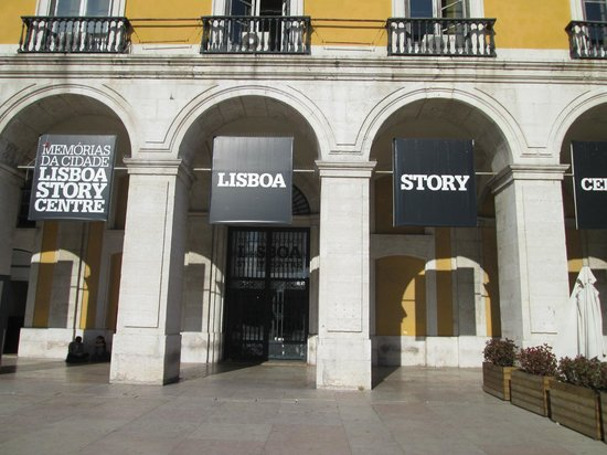 Lisboa Story Centre: Lisboa Store Centre