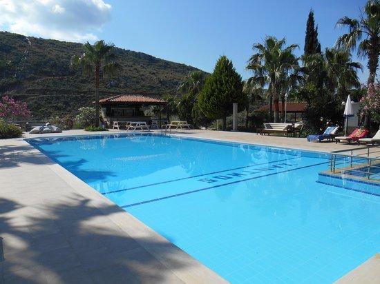 Xanthos Boutiquehotel : Pool