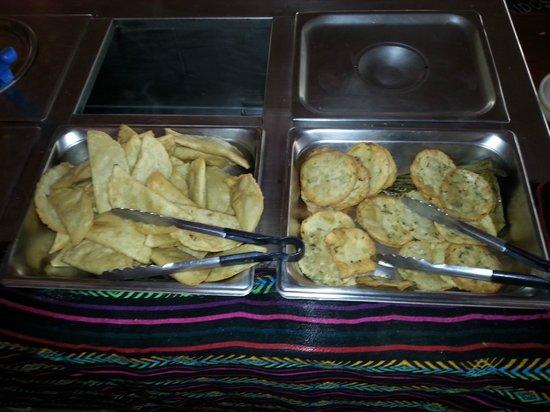 Ek Balam Cenote: Repas de tacos