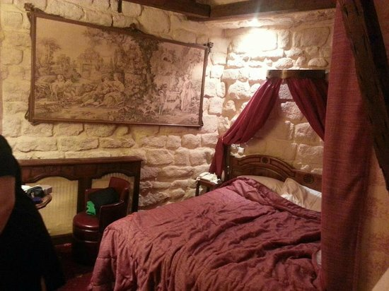 Minerve Hotel : Our room