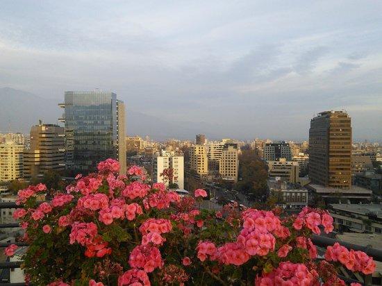 La Sebastiana Suites: Rooftop