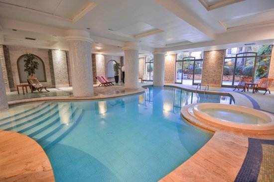 Maritim Antonine Hotel & Spa: Indoor Pool
