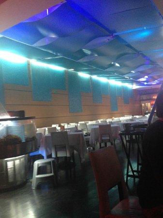 Pesquera Jaramillo: The interior