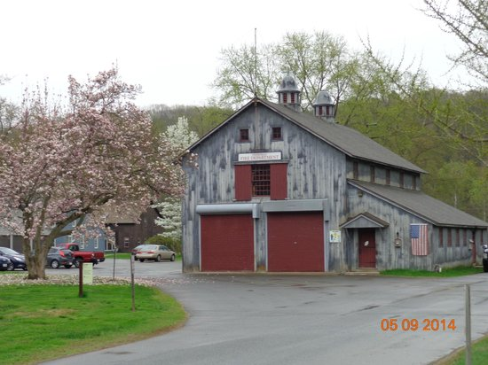 The Fire station at Historic Deerfield
