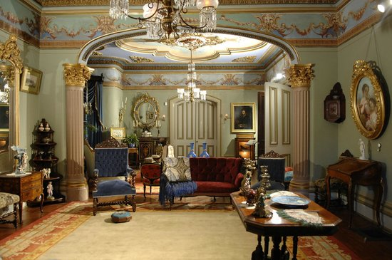 Glanmore National Historic Site : Double Drawing Room