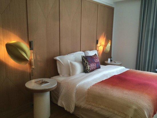 Hotel Vernet : Chambre
