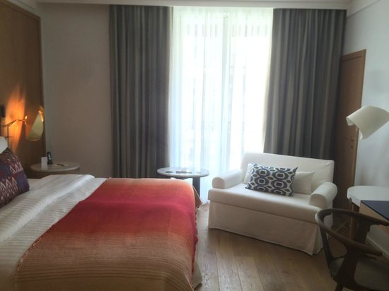 Hotel Vernet : Chambre