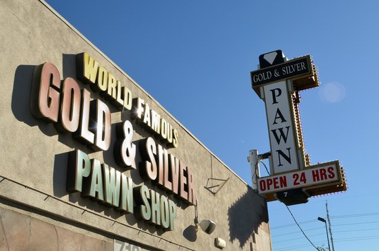 Gold & Silver Pawn Shop : Gold & Silver Pawn