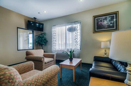 EconoLodge of Shorewood - Joliet : lobby