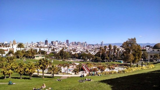 Streets of San Francisco Bike Tours : park