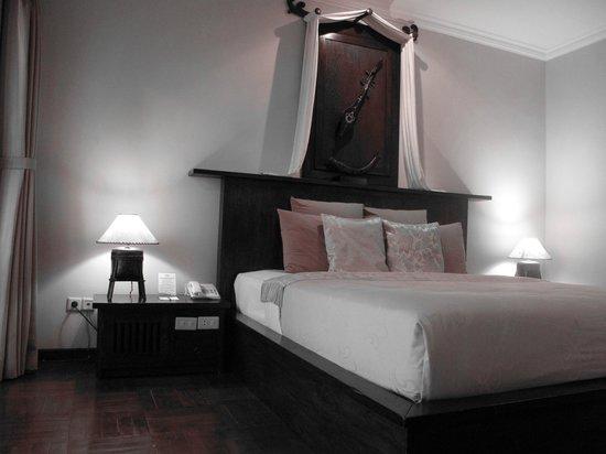The Valley Resort Hotel: ベッド