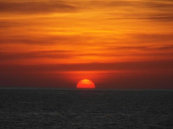 Hard Rock Hotel Ibiza : on sunset cruise