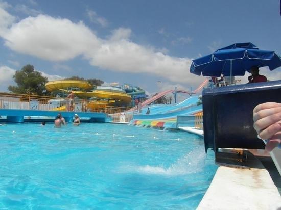 Hard Rock Hotel Ibiza : aguamar