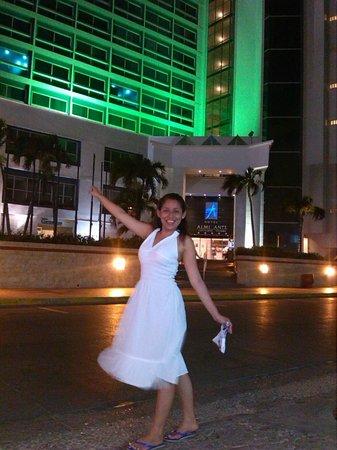 Hotel Almirante Cartagena Colombia : calidad