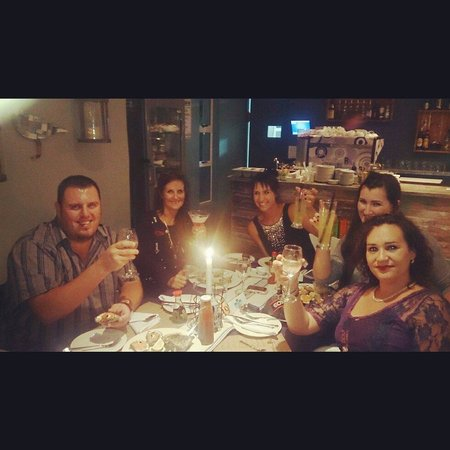 In Food Blu : My sisters bday celebration definitely a night to remember!