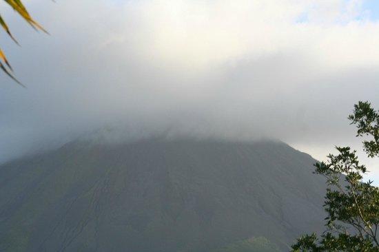 Hotel Campo Verde: Volcano