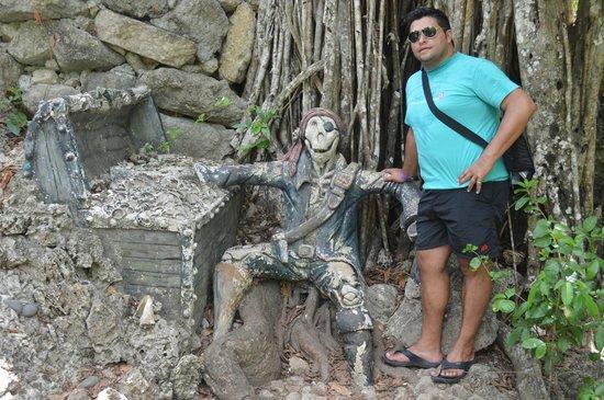 Cueva de Morgan: tesoros piratas