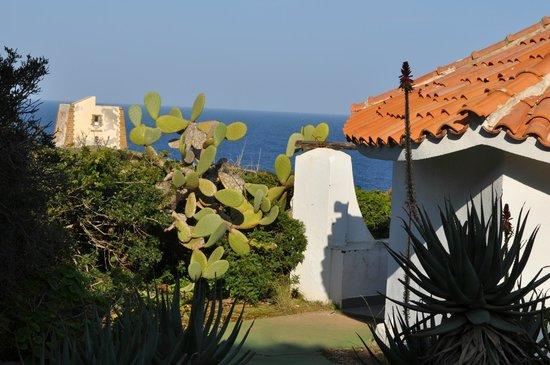 Hotel Ustica Punta Spalmatore: Il nostro bungalow