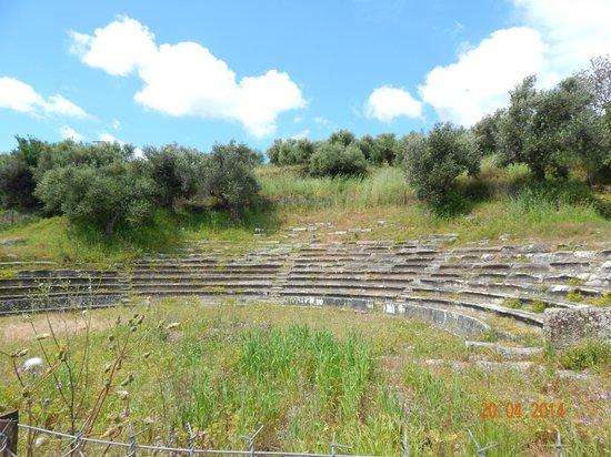 Ancient Amphitheatre: Old amphitheatre